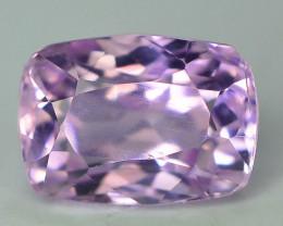3.65 Carat Natural Himalayan Light Pink Color Kunzite - Superb