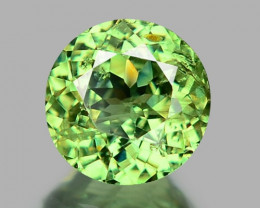 0.70 Cts Untreated Color Changing Natural Demantoid Garnet Gemstone
