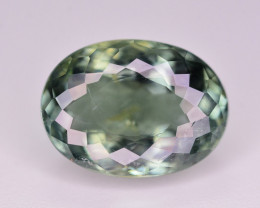 AIG Certified 4.36 Ct Top Quality Natural Paraiba Tourmaline
