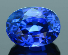 AIG Certified AAA Grade 2.48 ct Royal Blue  Sapphire