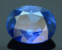 Royal Blue Sapphire 2.97 ct AIG Certified AAA Grade Ceylon