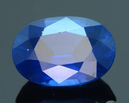 AIG Certified AAA Grade 2.29 ct Royal Blue  Sapphire