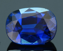 AIG Certified AAA Grade 1.05 ct Royal Blue  Sapphire