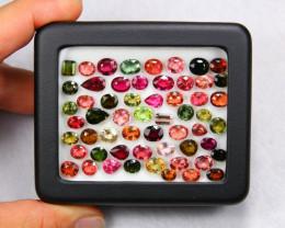 72.29Ct Natural Fancy Color Tourmaline Auction A2201