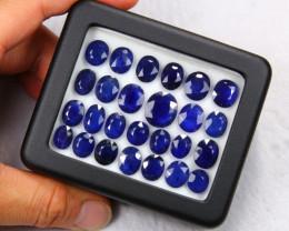125.80Ct Ceylon Navy Blue Sapphire Auction A2401