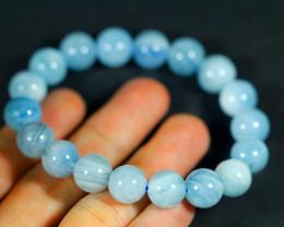 172.0Ct Natural Aquamarine Bracelet