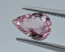 1.11 Crt Pink Tourmaline Faceted Gemstone (R20)