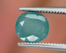 1.67 Crt Rare Grandidierite Faceted Gemstone (R20)