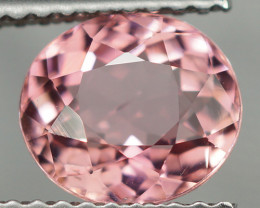 1.66 CT Padparadscha Color Eye Clean!! Congo Tourmaline Untreated -TT90