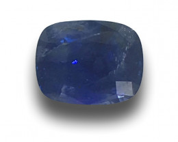 GRS | Natural Unheated Royal Blue Sapphire|Loose Gemstone|New| Sri Lanka