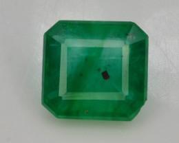 0.60 ct Natural Vivid Green Color Emerald~Swat