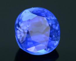 AIG Certified AAA Grade 1.45 ct Royal Blue Sapphire