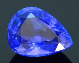 AIG Certified AAA Grade Ceylon Royal Blue Sapphire