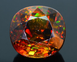 AAA Brilliance 10.16 ct Imperial Sphene Mozambique Sku-31