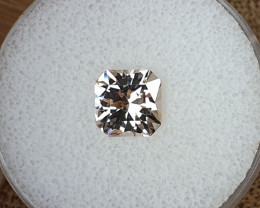 3,20ct White Topaz - Master cut!