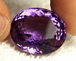 51.1 Carat Purple VVS Brazilian Amethyst - Gorgeous
