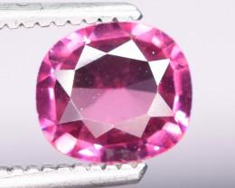 0.85 carats Rhodolite Garnet  Gemstone