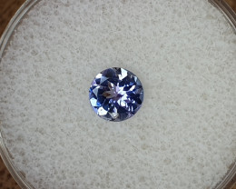 0,72ct Tanzanite - good colour