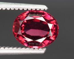 1.10 carats Rhodolite Garnet  Gemstone