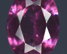 1.25 carats Rhodolite Garnet  Gemstone