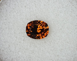 1,80ct Golden Mali garnet - Master cut!