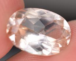 3.30 Carats Natural Morganite Gemstone