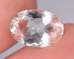 2.65 Carats Natural Morganite Gemstone