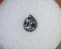 1,90ct Titanium grey Spinel