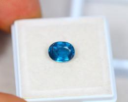 1.76ct Greenish Blue Kyanite Oval Cut Lot GW3169