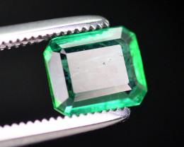 Top Quality 1.0 Ct Natural Zambian Emerald