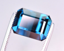 AAA Color 5.20 Ct Top Quality Natural Indicolite Tourmaline. RA
