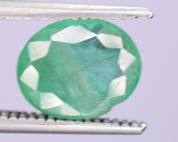1.65 Carats Natural Emerald Gemstone