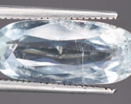3.45 Carats Natural Aquamarine Gemstones