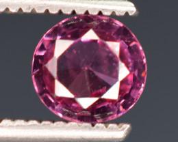 0.80 carats Rhodolite Garnet  Gemstone