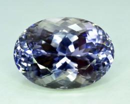 NR 44.90 cts Untreated Blue Kunzite -  S#31-84
