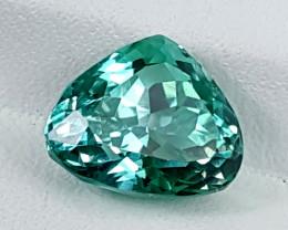 4.30Crt Green Spodumene  Best Grade Gemstones JI07