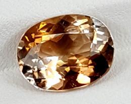 4.60Crt Natural Topaz  Best Grade Gemstones JI07