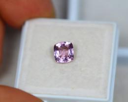 1.26Ct Pink Spinel Cushion Cut Lot B423