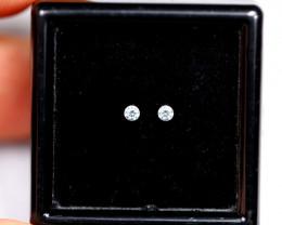 1.50mm Natural G Colour VS Loose Diamond Pair