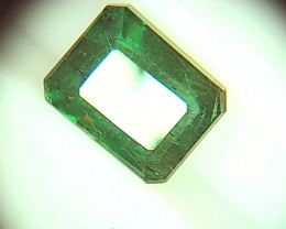 3.36cts  Emerald , 100% Natural Gemstone
