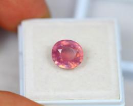 4.60ct Padparadscha Color Sapphire Composite Oval Cut Lot GW3185