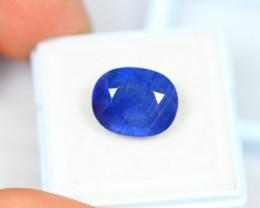 8.52ct Blue Sapphire Composite Oval Cut Lot GW3186