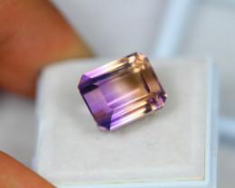 10.00Ct Bi Color Ametrine Emerald Cut Lot LZ1875