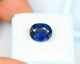 5.10Ct Blue Kyanite Oval Cut Lot LZ1879