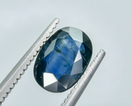 1.53 Crt Natural Sapphire Faceted Gemstone.( AG 5)