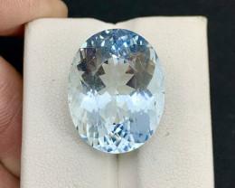 22.30 cts  Aquamarine Gemstone