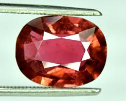 S#31-30 , 4.45 cts Fantastic Rubelite Tourmaline