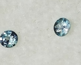 Color Change Alexandrite parcel of 2 190190592941