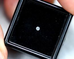 2.50mm Natural F Colour VS Loose Diamond