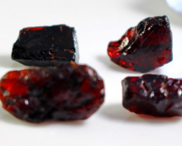 61.40 CT Natural - Unheated Brown Garnet Rough
